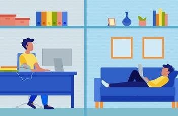Otthoni munkavégzést megkönnyítő eszközök